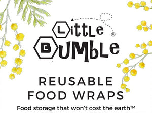 Little Bumble Reusable Food Wraps