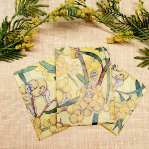 May Gibbs Wattle Babies Limited Edition Wraps