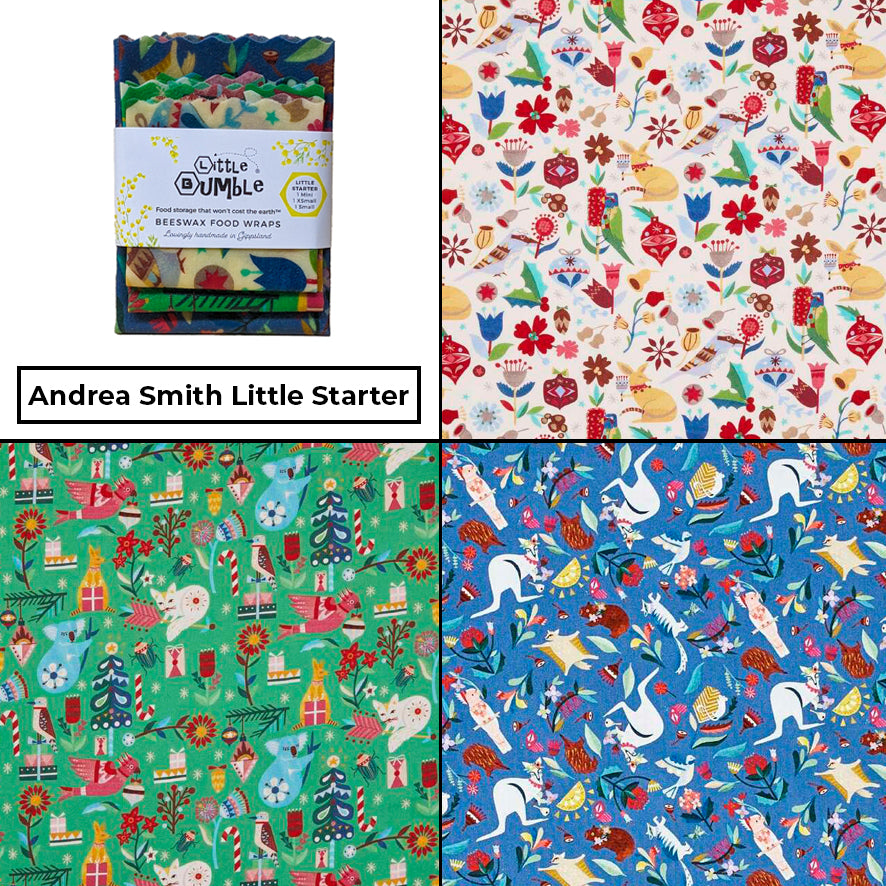 Andrea Smith - Little Starter Pack (Set of 3 wraps) *BUY 1 GET 1 FREE!