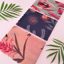 Limited Edition Wraps - Native Flowers Medium, Perfect for Lunches