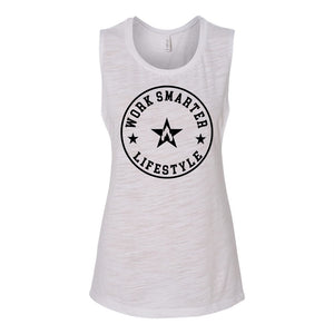 Work Smarter Lifestyle Muscle Tank - Work Smarter Lifestyle