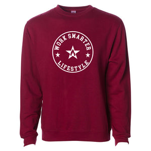 Work Smarter Lifestyle Crewneck Sweater