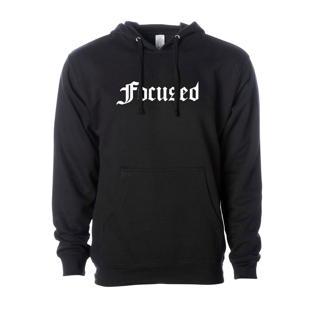 Focused Hoodie - Work Smarter Lifestyle