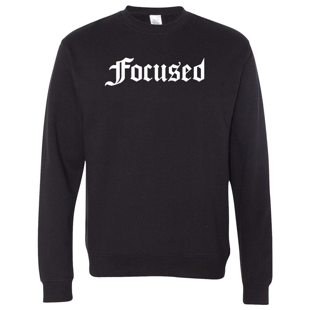 Focused Sweater - Work Smarter Lifestyle