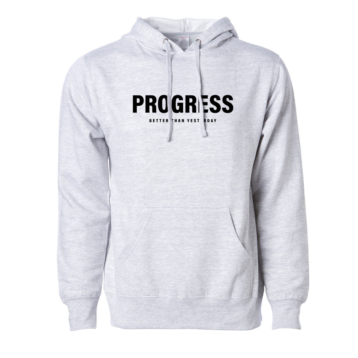 Progress Better Than Yesterday Hoodie