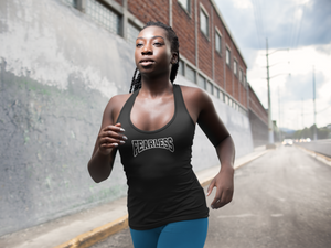 Fearless Premium Racerback - Work Smarter Lifestyle