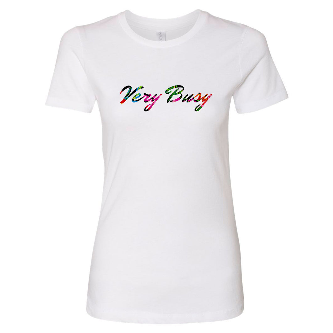 Very Busy Women's Tee