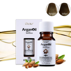 10ml Argan Oil - Pure From Morocco - 9figures, Hair & Scalp Treatments, dexe Franchise Store, 9figures