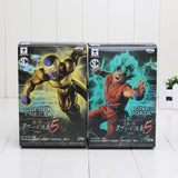 14Cm Resurrection F Dragon Ball Z Figures Goku And Frieza With Colour Box Action & Toy