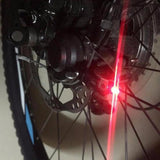 Mini Travel Mountain Bike Led - 9figures, Bicycle Light, XC Cycling Pro Store Store, 9figures