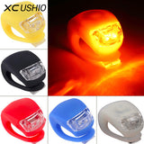 Silicone LED light - Various colours - 9figures, Bicycle Light, XC Cycling Pro Store Store, 9figures