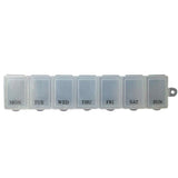 7 Day Pill Box - Random Colour - 9figures, Pill Cases & Splitters, Confident Women Store, 9figures