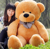 80cm Super Soft Stuffed Teddy Bear - 9figures, Stuffed & Plush Animals, xiaoc ZN's store, 9figures