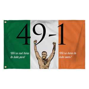 "Flag - 36"" x 60"" - 49-1 - McGregor - 9figures, Flags, teelaunch, 9figures"