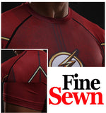 Flash - Compression T Shirt - Cosplay/Gymwear - 9figures, T-Shirts, Superheros, 9figures