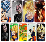 Dragon Ball Super phone cases - Iphone - 9figures, Half-wrapped Case, BWAYCASE Store, 9figures
