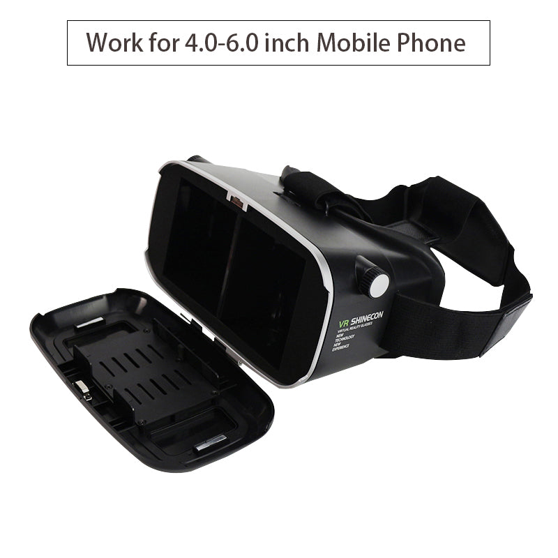 20dbcd5d27c ... VR Shinecon Pro Virtual Reality Headset  4-6  Smartphone - 9figures