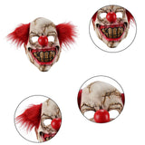 Scary Clown Mask - 9figures, Party Masks, Yin Store, 9figures