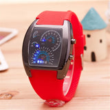 Digital Led Racing Watch - 9figures, Women's Watches, Suoloon Watch Company, 9figures