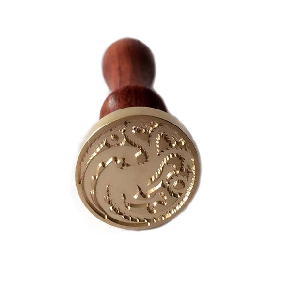 Wooden Wax Seal - House sigils - Various houses available - 9figures, Home, 9figures, 9figures