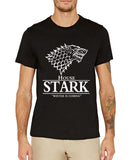 House of Stark - Winter Is Coming - tee shirt - various colours - 9figures, Clothes, 9figures, 9figures