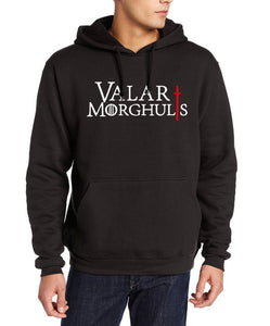 Valar Morghulis hoodie - Unisex - Various colours - 9figures, Clothes, 9figures, 9figures