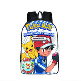 Pokemon Backpacks - Multiple Styles - 9figures, Bag, 9figures, 9figures