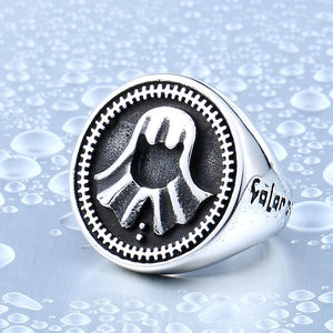 Jaqen H'ghar Faceless Ring - Movies - Unisex - High Quality Stainless Steel - 9figures, Jewellery, 9figures, 9figures