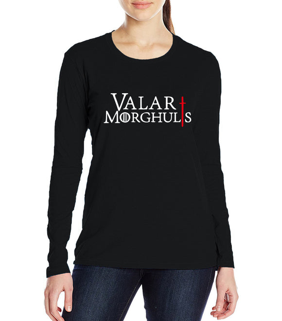 VALAR MORGHULIS - Top - Female - Various colours - 9figures, Clothes, 9figures, 9figures