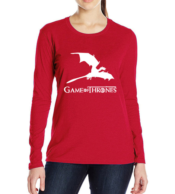 Game of Thrones Dragon Top - female - 9figures, Clothes, 9figures, 9figures