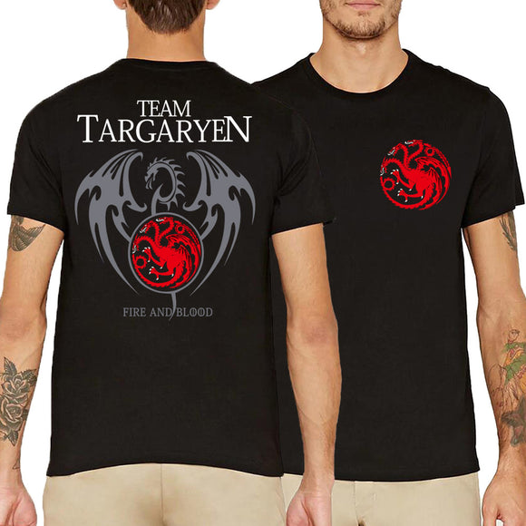 Game of Thrones T shirts - Various styles - Targaryen, Stark, Deadpool, Harry Potter, assassins creed etc. - 9figures, Clothes, 9figures, 9figures