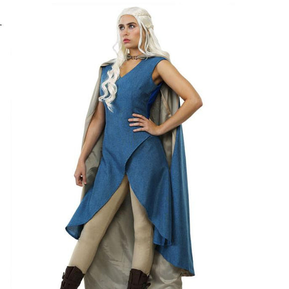 Mother of Dragons Daenerys Targaryen Outfit - 9figures, Clothes, 9figures, 9figures