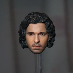 Jon Snow Head Sculpt - Collectable - 9figures, Figure, 9figures, 9figures