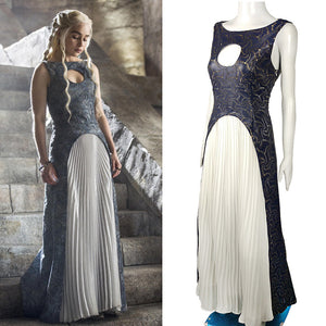 Daenerys Targaryen - Qarth Dress - High quality - 9figures, Clothes, 9figures, 9figures