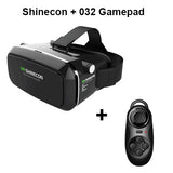 VR Shinecon Pro Virtual Reality Headset: 4-6' Smartphone - 9figures, 3D Glasses/ Virtual Reality Glasses, SH Electronics Store, 9figures