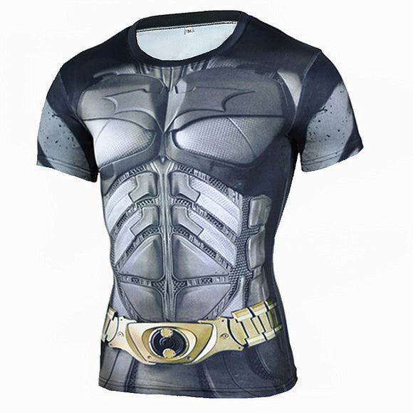 Batman - Compression Top - 9figures, T-Shirts, JACKET CORDEE Store, 9figures