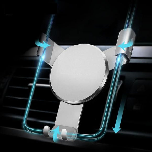 XGravity Car Air Vent Mount - Gravity Phone Holder - 9figures, Mobile Phone Holders & Stands, Ugreen Official Store, 9figures