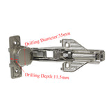 face frame mount hinges for kitchen cabinet