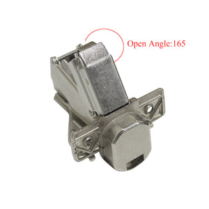 soft close cabinet hinges 165 degree