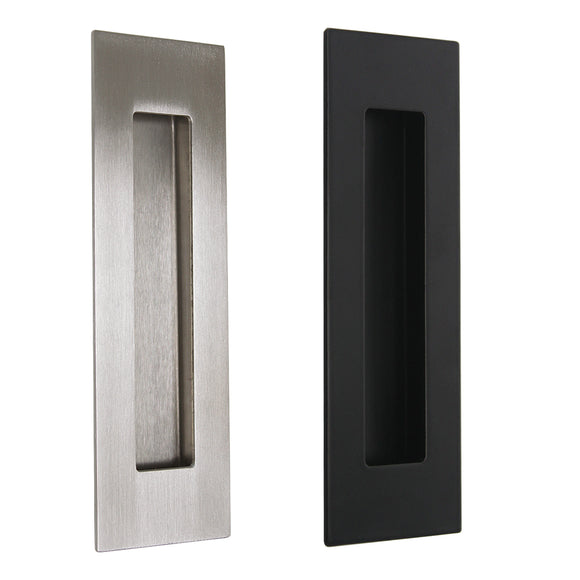 recessed cabinet handles