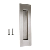flush pull handle square