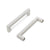 Cabinet Drawer Handles 5 inch 128mm Center to Center 5 Pack Brushed Stainless Steel Furniture Hardware