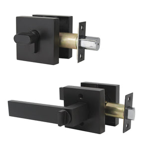 keyed alike door lever lock