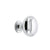 Round Furniture Cupboard Handles Knobs Champagne Brass/Black/Brushed Nickel/Polished Chrome Pulls - Probrico