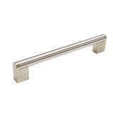 brushed nickel furniture hardware cabinet handles