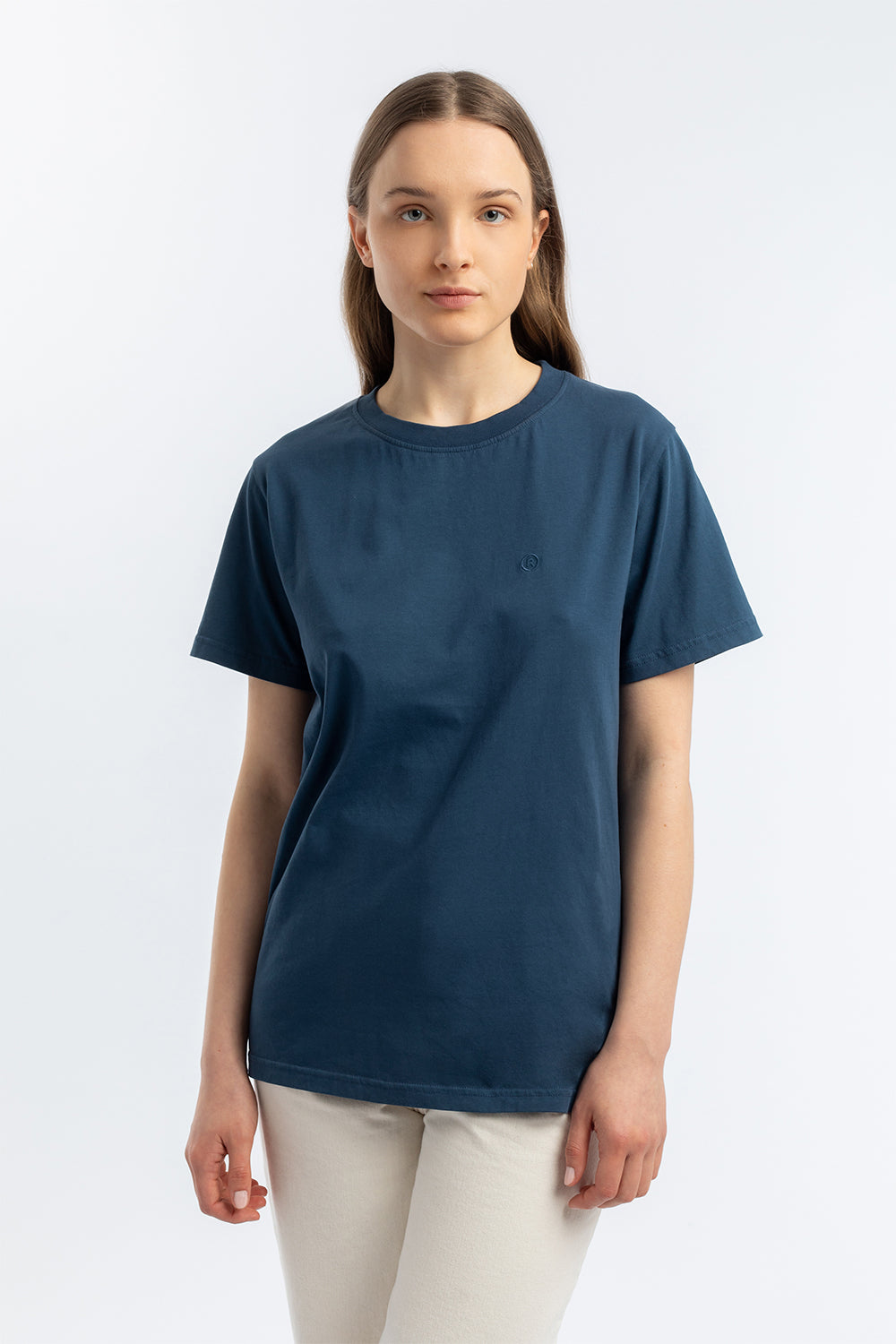 Rights T-Shirt Blau
