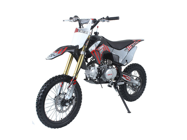 125cc 4 Speed Manuel Dirt Bike Presented By RideMotorSportsPro