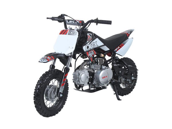 110cc DR-X Semi-Auto Dirt Bike