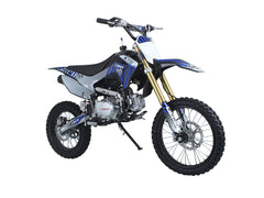 125cc DR-X Manual Dirt Bike