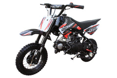 70cc High Performance Blue 4-Stroke Gas Motorized Mini Dirt Pit Bike